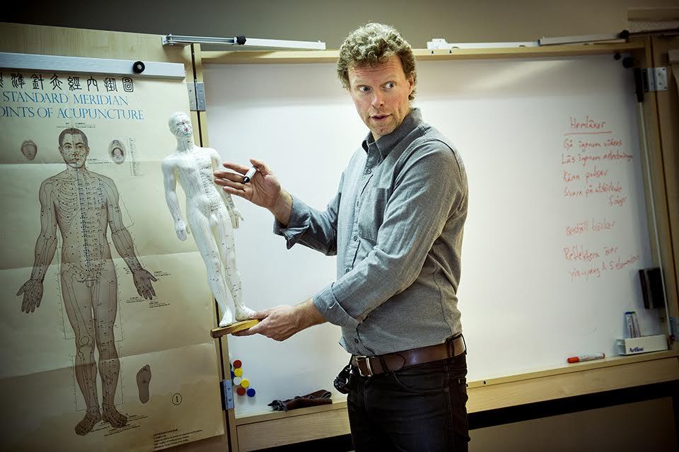 Ulf Ahremark, Akupunktur